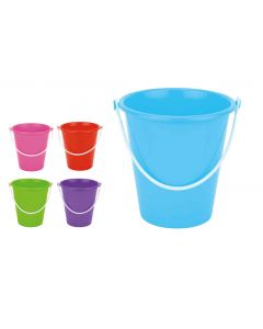 Wilton BU1142 Large Round Plain Bucket Assorted Colours