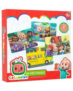 Cocomelon My First Puzzles