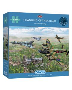Gibsons  G6315 Changing the Guard 1000 Piece