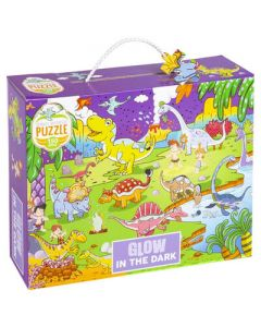 Dino R03-0918 Glow In The Dark Puzzle