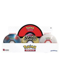 Pokemon POK81842 TCG Poke Ball Tin Series 6 (Single Tin)