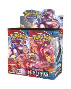Pokemon POK81818 Swords & Sheilds 5.0 Battle Styles Booster Pack (One Supplied)