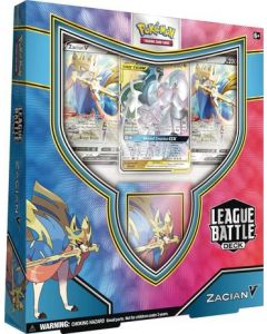 Pokemon POK80797 TCG Zacian V League Deck