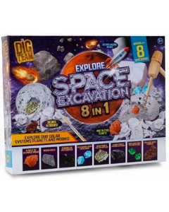 Space Excavation 8 in 1