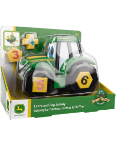 Build a Johnny 46654 Tractor Learn & Pop