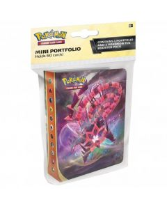 Pokemon POK81730 Sword & Shield 3 Darkness Ablaze Mini Portfolio with Booster