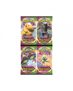 Pokemon TCG Vivid Volt single pack booster pk