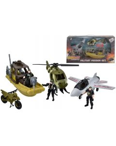 Combat Mission TY4146 Playset Large .