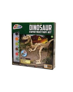 Grafix 16-8037 Dinosuar Constuction Kit